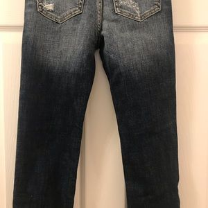 Tilly's Bottoms - Girls size 10 ripped/distressed jeans. Tilly's NWT